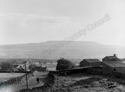 Penhill and Preston-under-Scar, 1964